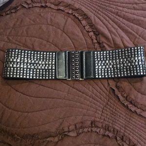 Zara elastic belt